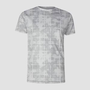 MP Men's Training Grid T-Shirt - White