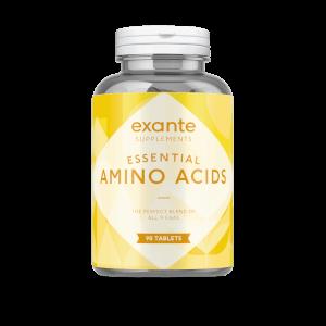 Essential Amino Acids - 90 Tablets