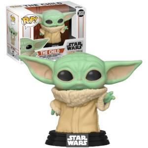 Star Wars The Mandalorian The Child (Baby Yoda) Funko Pop! Vinyl