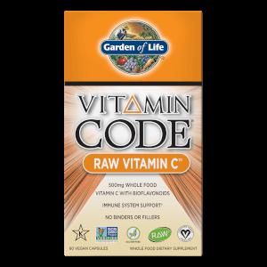 Витаминный комплекс Vitamin Code Raw Vitamin C - 60 капсул