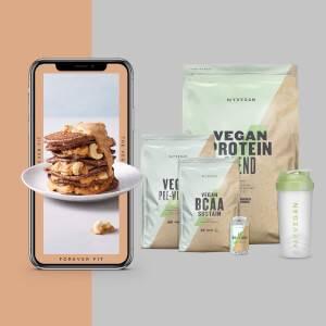 Das Vegane Bundle + kostenloses Trainings- & Ernährungsratgeber
