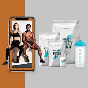 Das Muskelaufbau Bundle + kostenloser Trainings- & Ernährungsratgeber