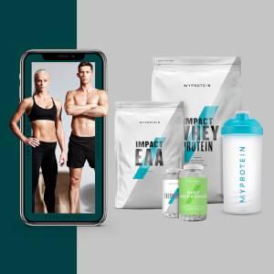 Das Tone-Up Bundle + kostenloser Trainings- & Ernährungsratgeber