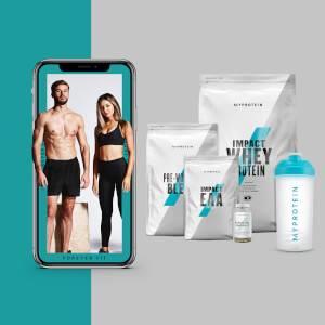 Das Gewichtsabnahme-Bundle + kostenloser Trainings- & Ernährungsratgeber