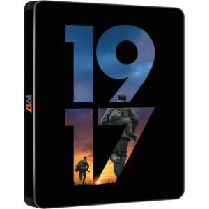 1917 – Zavvi Exclusive 4K Ultra HD Steelbook (Includes 2D Blu-ray)