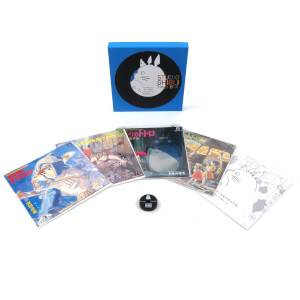 Studio Ghibli 7 Inch Vinyl Box Set