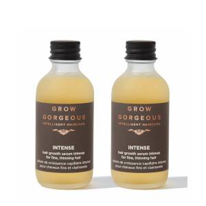 Hair Growth Serum Intense Duo 2 x 60ml (Worth £90.00)