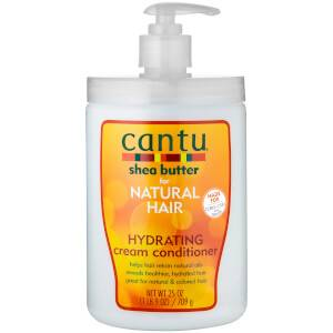 Cantu Shea Butter for Natural Hair Hydrating Cream Conditioner – Salon Size 24 oz