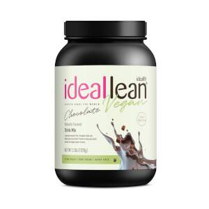 IdealLean Vegan Protein - Chocolate - 30 Servings