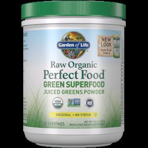 Raw Biologische Perfecte Voeding Groen Superfood - origineel - 207 g