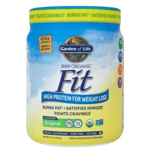 Raw Organic Fit 純天然有機塑身配方 - 原味 - 445 公克