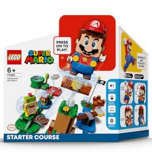 LEGO® Super Mario™: Pack de démarrage Les Aventures de Mario (71360)