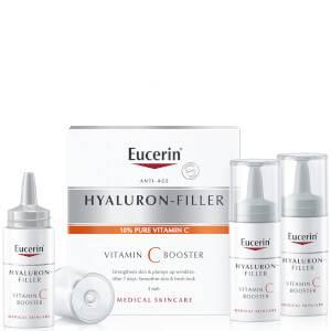 Eucerin Hyaluron-Filler Vitamin C Booster (3 Vials)