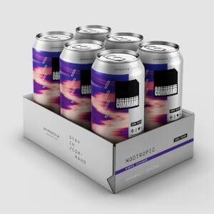 Pack de 6 latas de Command - Uva