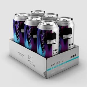 Command Energy Drink - Blaue Himbeere