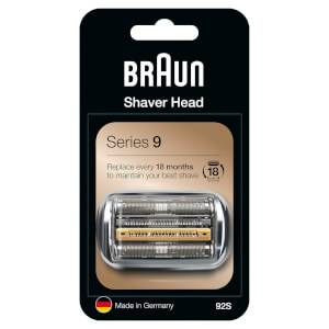 Series 9 92S Electric Shaver Head Replacement, Silver