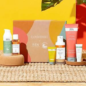 LOOKFANTASTIC x REN Clean Skincare Limited Edition Beauty Box (Wert über 125 €)