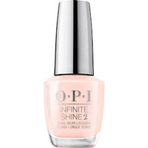 OPI Infinite Shine Long-Wear System 2nd Step Bubble Bath Nail Polish 15ml