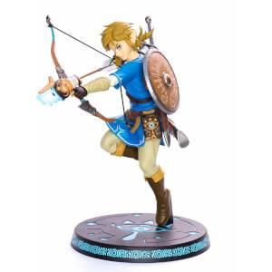 First 4 Figures The Legend Of Zelda : Breath of the Wild Figurine en PVC - Link 25 cm