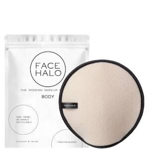 Face Halo Exfoliate and Polish Body Mitt