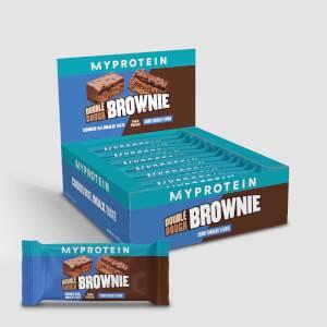 Double Dough Brownie