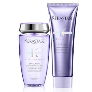 Kérastase Blond Absolu Shine and Hydrating Duo for Everyday Use