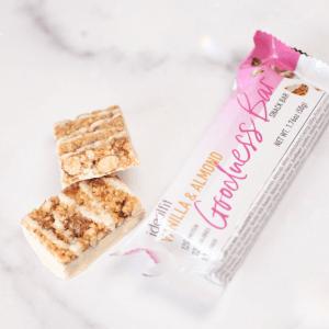 IdealFit Goodness Bar - Vanilla Almond - Single