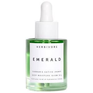 Herbivore Emerald Hemp Seed Deep Moisture Glow Oil 30ml