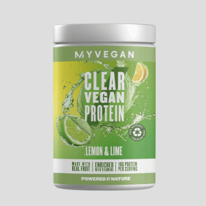 Myvegan Clear Vegan Protein, Lemon & Lime, 320g (AU)