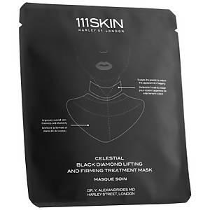 111SKIN Celestial Black Diamond Lifting and Firming Mask Neck Single 43ml