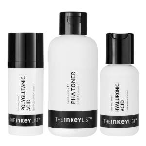 The INKEY List Hydrating Acids Collection