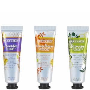 Trio de crèmes pour les mains botaniques