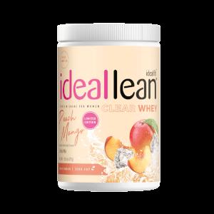 IdealFit Clear Whey Protein - Peach Mango - 20 Servings
