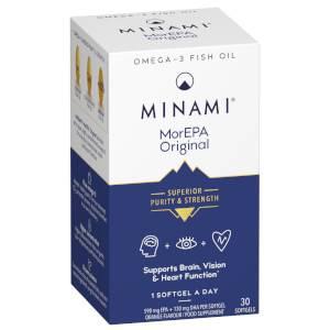 MorEPA Original Omega-3 Fish Oil