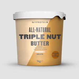 All-Natural Triple Nut Butter
