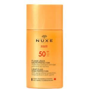 Fluide Léger Haute Protection SPF50, NUXE Sun 50 ml
