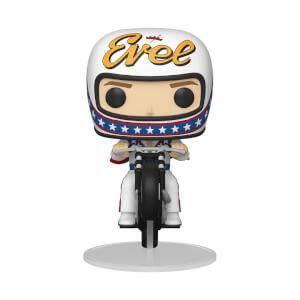 Evel Knievel on Bike Funko Pop! Ride