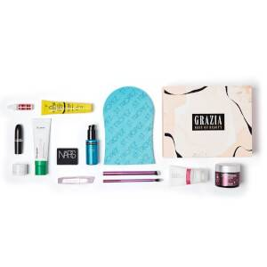 GLOSSYBOX X GRAZIA BEST OF BEAUTY LIMITED EDITION