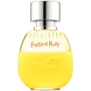 Hollister Women's Festival Party Eau de Parfum 50ml