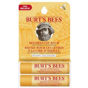 Beeswax Lip Balm Duo Value Pack