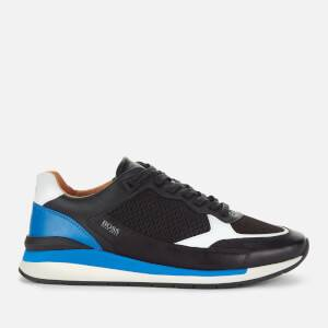 BOSS Business Men's Element Running Style Trainers - Black