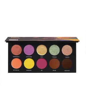 UOMA Beauty Black Magic Palette Colour Palette - Carnival 10g