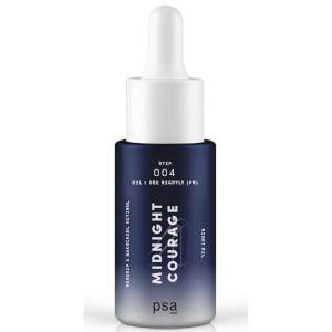 PSA SKIN Midnight Courage Rosehip and Bakuchiol Retinol Night Oil 15ml