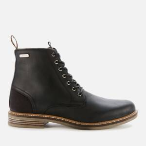 Barbour Men's Seaham Derby Boots - Black