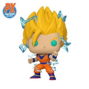 PX Previews Dragon Ball Z Super Saiyan 2 Goku EXC Funko Pop! Vinyl