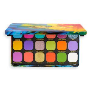 Makeup Revolution Forever Flawless Eye Shadow Palette - Bird of Paradise
