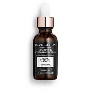 Revolution Skincare Extra 0.5% Retinol Serum With Rosehip Seed Oil