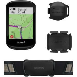 Garmin Edge 830 GPS Cycling Computer Performance Bundle