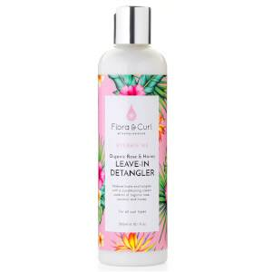 Flora & Curl Organic Rose & Honey Leave-in Detangler 300ml