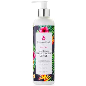 Flora & Curl Sweet Hibiscus Curl Activating Lotion 300ml